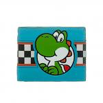 Nintendo Yoshi Checker Bi-Fold Wallet