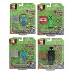 Minecraft Core Figure Assortment Pack 3in