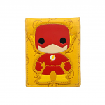 Funko Flash Yellow Bi-Fold Wallet
