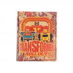 Transformers Sublimated Print Anniversary Bi-Fold Wallet